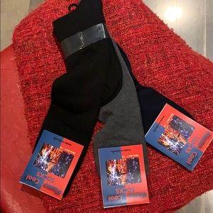 Other - 9/$20 Socks - long men socks